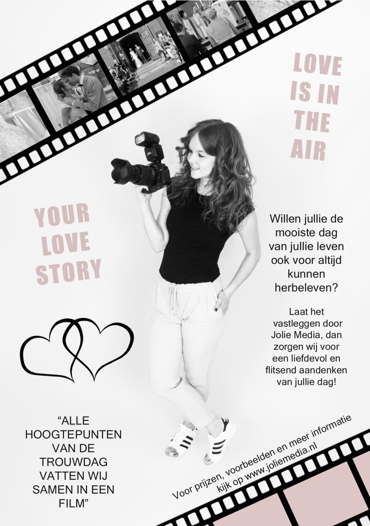 Flyer JOLIE MEDIA