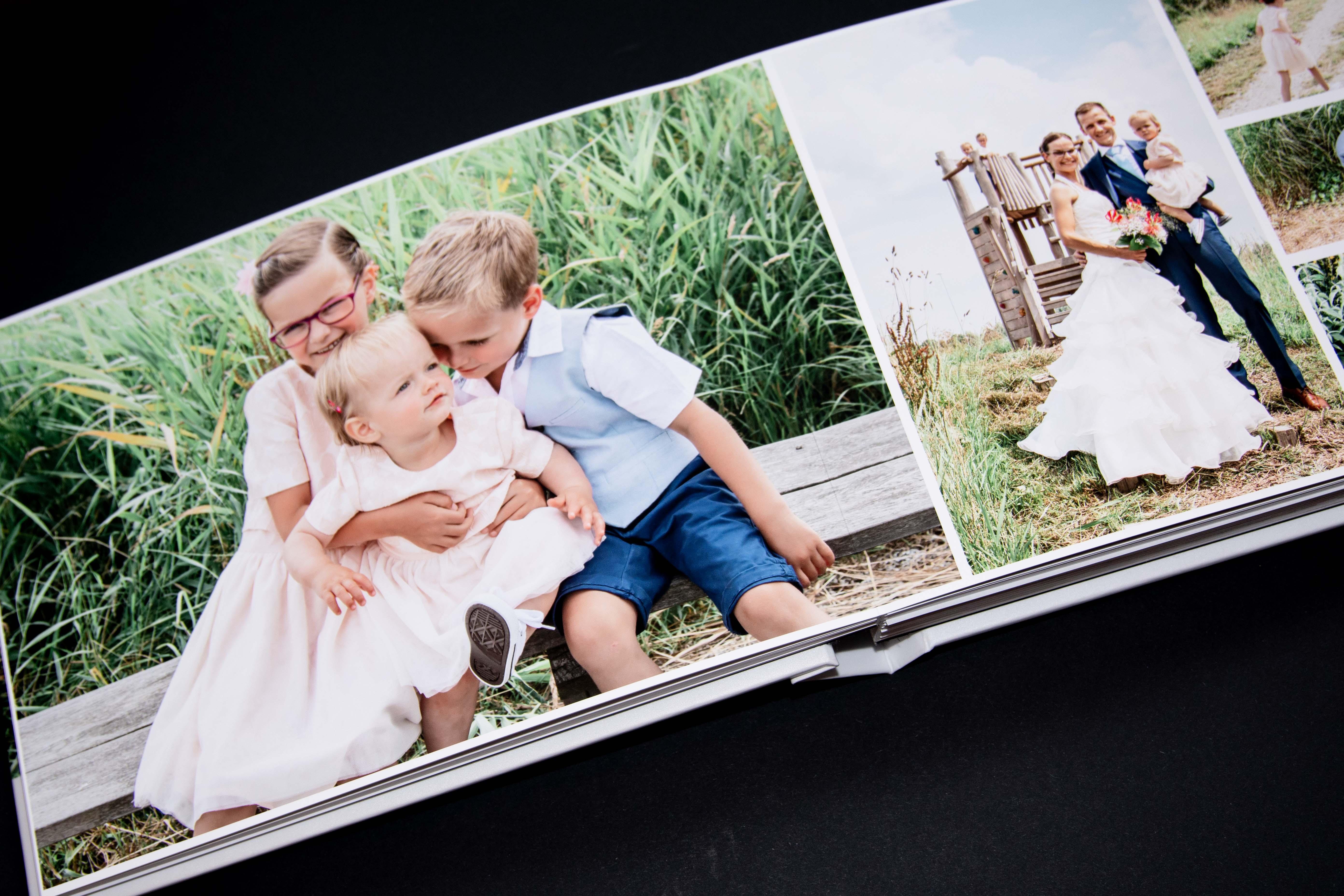 JOLIE MEDIA Bruiloft huwelijk trouwen Trouwalbum foto